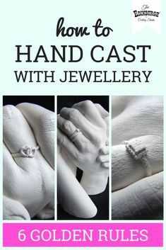 Show Your Rocks Off: How to Hand Cast With Jewellery