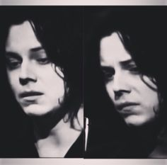 "jack-white-is-judging-you: ""prettymeggy-o: ""Sad kitten "" "" Meg White, White Chic, Jack White, Black And White, He Broke My Heart, My Heart Is Breaking, Greys Anatomy Memes, The White Stripes, Shades Of White"