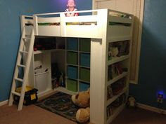 Loft Bed Diy Projects
