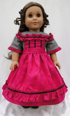 1850's inspired for American Girl Doll