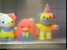 hello kitty bath toy that changed colour - Google Search
