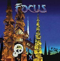 X - Focus, CD