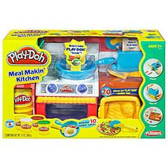 Play-Doh Food Kitchen