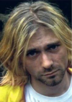 Kurt  Cobain - cutie-pie