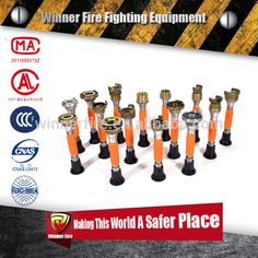 Winner fire systems fire hose couplings-nozzles