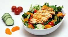 ... and cobb salad 1 west coast grilled vegetable pizza marthastewart com