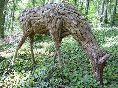 deer statue - Google-haku