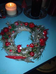 Couronne de Noël 2014