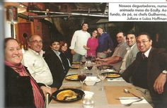 Ecully / Gowhere Gastronomia Julho 2014.