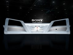 SONY concept design on Behance Exhibition Stall, Exhibition Stand Design, Rack Design, Display Design, Concert Stage Design, Expo Stand, Trade Show Design, Corporate Event Design, Stage Set Design