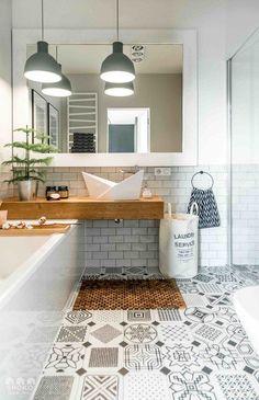 Gorgeous Apartment With Modern Decoration - Home Design Ideas Brick Wall Decor, Metal Wall Decor, Bathroom Interior Design, Interior Decorating, Apartments Decorating, Decorating Bedrooms, Bedroom Decor, Decorating Ideas, Decor Ideas