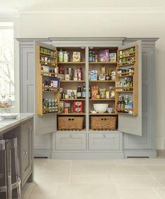 18 Smart Kitchen Cabinet Organization Ideas