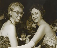 Marie Anderson & Dorothy Jurney
