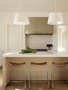 Wine Country Retreat - transitional - Kitchen - Other Metro - Andrew Mann Architecture