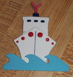 Cruise+Ship++4+pieces+to+a+set+by+scrapingmom1221+on+Etsy,+$3.00