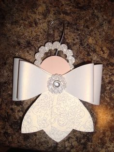 Stampin' Up! Gift Bow Die Angel