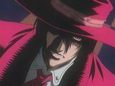 He remembers Sebastian from Black Butler Hellsing Alucard, Alucard Castlevania, Manga Anime, Anime Guys, Evil Anime, Zero Kiryu, Real Vampires, My Fantasy World, Anime Sketch