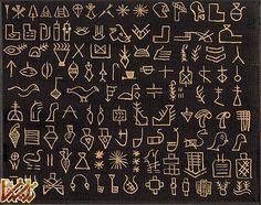 a basic representation of ancient Sumerian