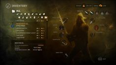 witcher 3 ui - Google Search
