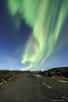 The path to Aurora.