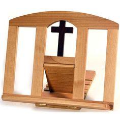 Biblia-De-Madera-Mesa-De-Lectura-Libro-Soporte-Escrito-Board-Bookstand-titular-Regalo-BK-301A