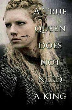 Lagertha Shieldmaiden Vikings History Strong Woman Plus