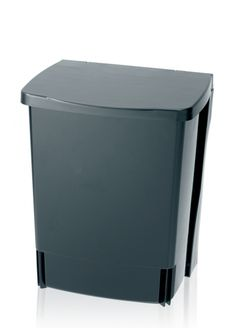 brabantia Built In Bin 10 Litre Rectangle Black