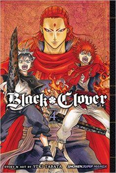 BLACK CLOVER VOLUME 4 - The Outerhaven free15739.wordpress.com/black-clover/