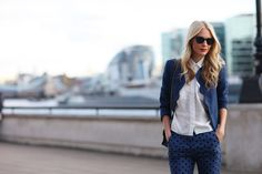 Poppy Delevingne at Topshop Unique