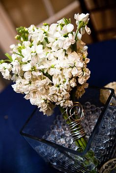 Cocktail Flowers — Photo Courtesy The Flower Studio in Austin, TX