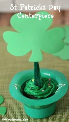 St Patricks Day Decor #crafts