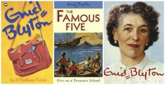 Here are our top reasons why Enid Blyton books are the ideal bedtime stories for your little ones.