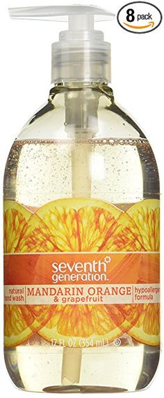 Amazon: Seventh Generation Hand Soap 8 Pack Only $14.50 Shipped ($1.81/each)