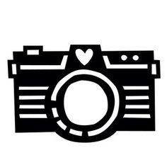 Silhouette Design Store: camera Source by nburgus