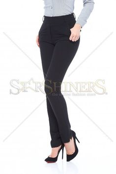 Fofy Affinity Black Trousers