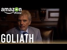GOLIATH TV Series Trailer, Images and Poster | The Entertainment Factor