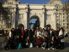 Marble Arch, January 2011