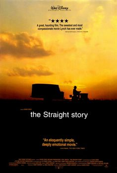 The Straight Story (David Lynch) (8 of 10)