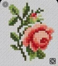 Tiny Cross Stitch, Cat Cross Stitches, Cross Stitch Alphabet, Modern Cross Stitch, Cross Stitch Flowers, Cross Stitch Designs, Cross Stitching, Cross Stitch Embroidery, Cross Stitch Patterns