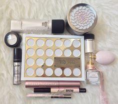 pinterest // @shannonleftwich makeup beauty pretty beautiful