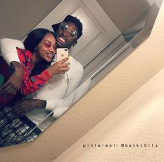 pinterest: @bankr0lls Young Black Couples, Black Couples Goals, Cute Couples, Black Relationship Goals, Couple Relationship, Cute Relationships, Black Art Pictures, Cute Couple Pictures, Girl Pictures