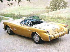 1954 Oldsmobile F88 Roadster concept car