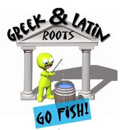 A card game to help students recognize Greek and Latin Roots