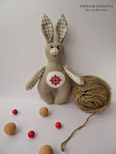 Ручная работа by natulja-best: Беларуская цацка \ Belarusian toy, decorated cross stitch