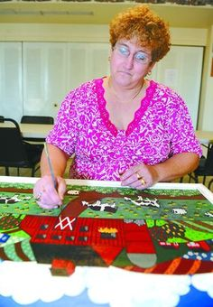 Time-honored toils: Craft enthusiasts explain benefits of their hobbies by Beth Ann Downey, The Altoona Mirror