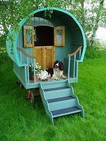 gypsy caravane photo by anndahl