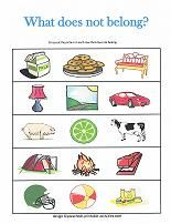 Hide and Seek   Free Critical Thinking Worksheet for Kids Pinterest