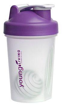 Young Living Blender Bottle - Purple