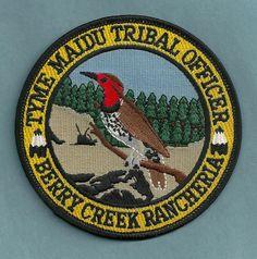 tribal police