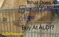 Trim Healthy Mama ALDI